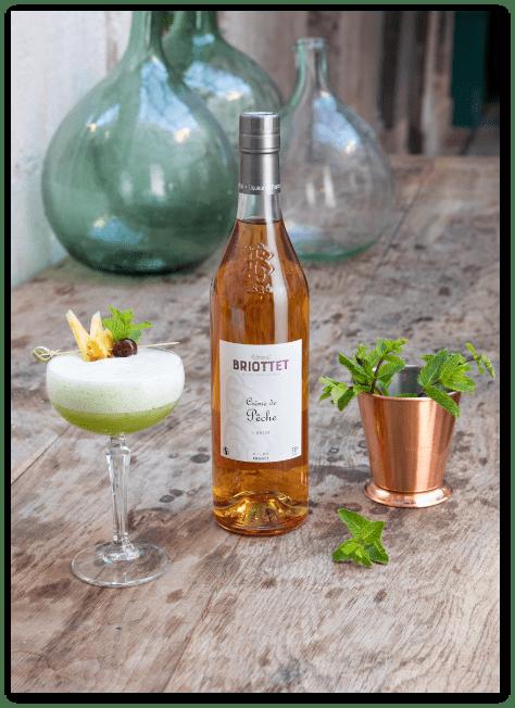 13-Briottet Cocktails - Aku Aku - Creme de Peche - Antoine Martel Photographe