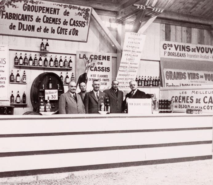 Foire gastronomique 1950