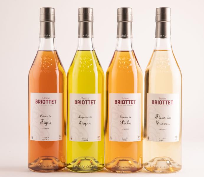 Liqueurs Briottet