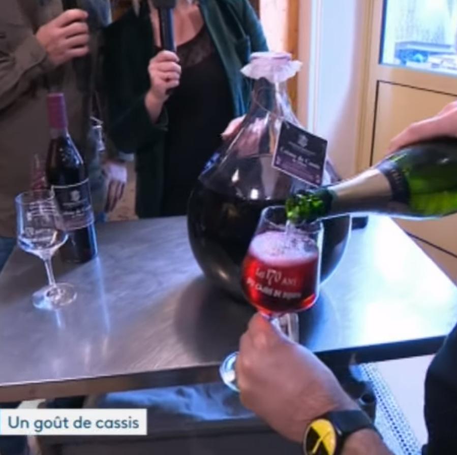 Reportage France 3 - Briottet