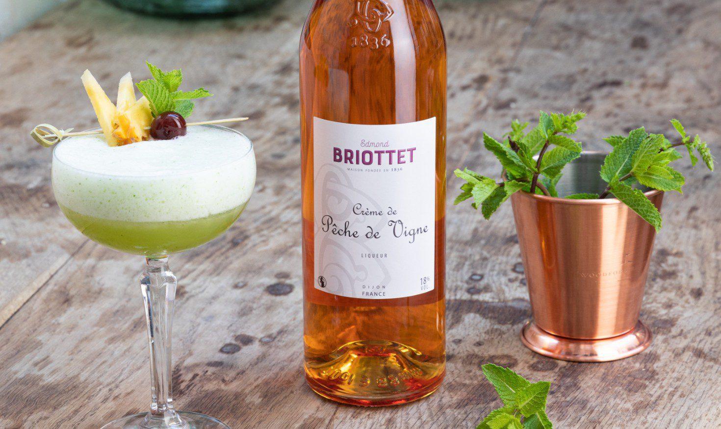14-Briottet Cocktails - Aku Aku - Crème de Pêche de vigne - Antoine Martel Photographe