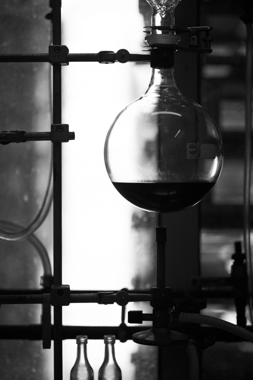 Ballon distillation Briottet_PeteAxford