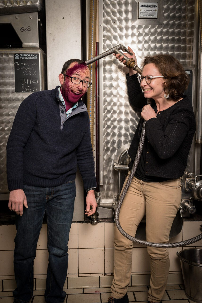 Vincent et Claire HR pistolet cassis 2017 credit photo Edouard Barra