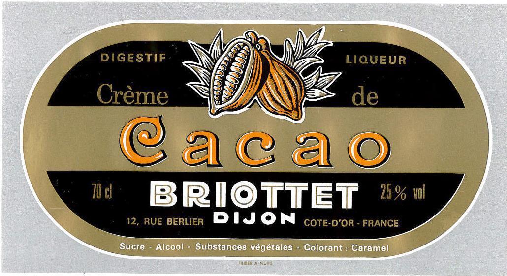 cacao-briottet