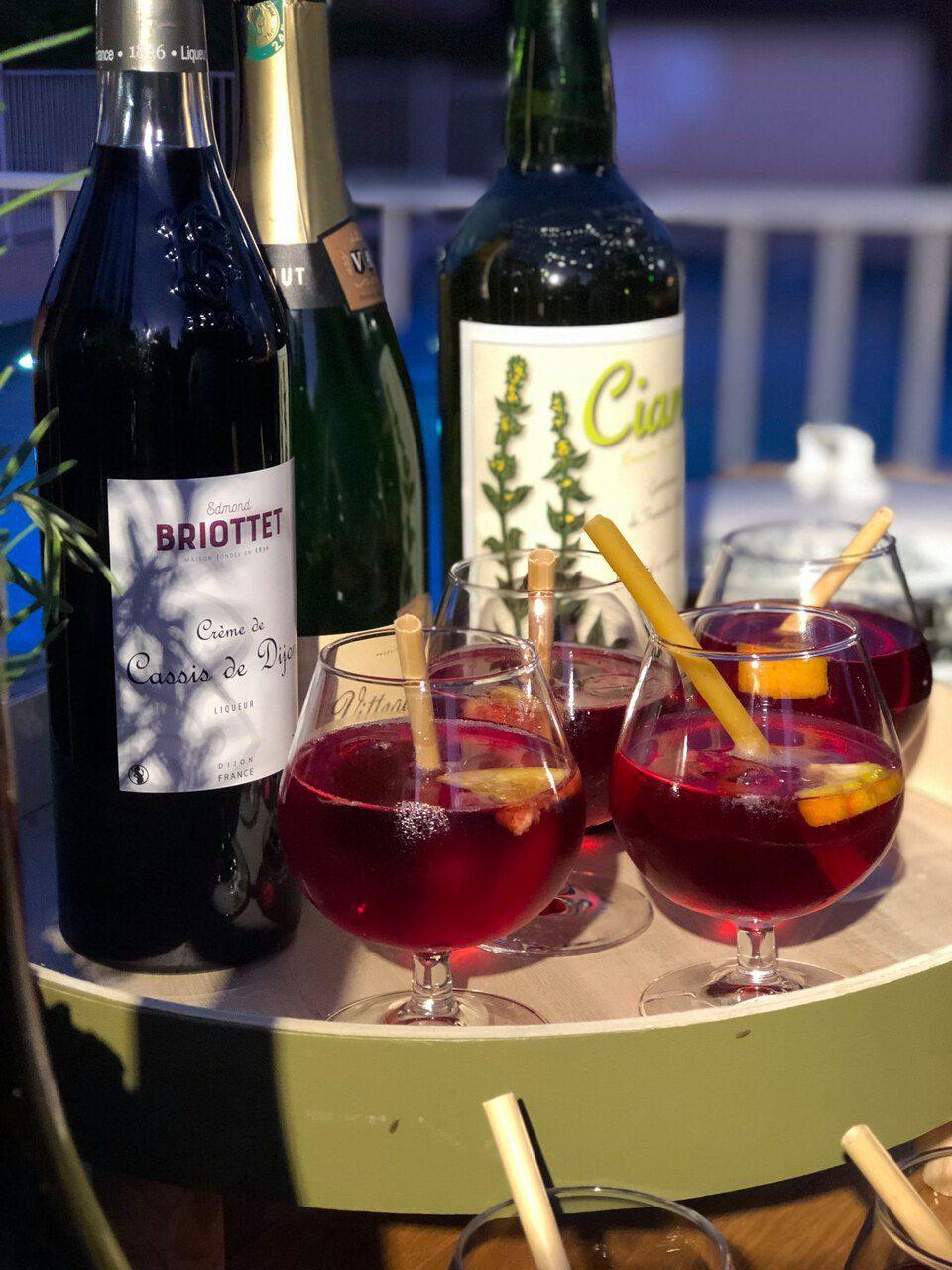 Spritz bourguignon Briottet