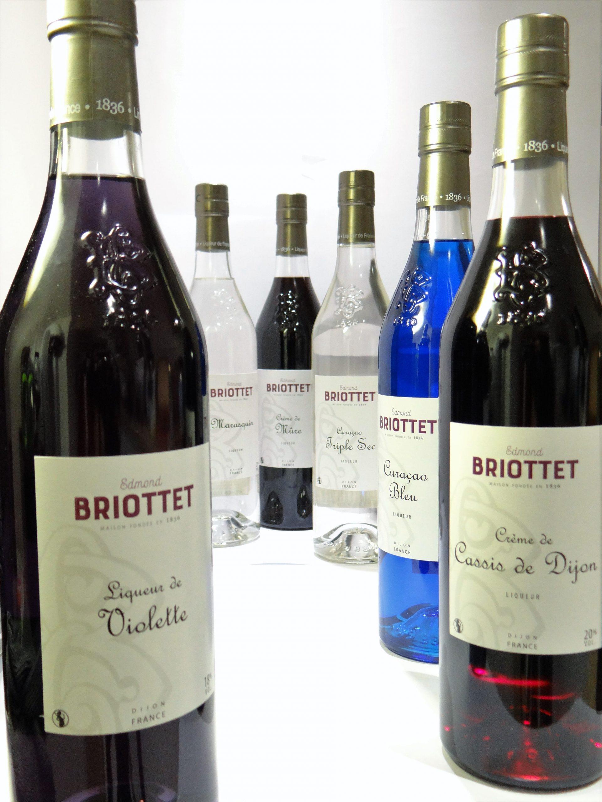 Coffret cocktail Briottet