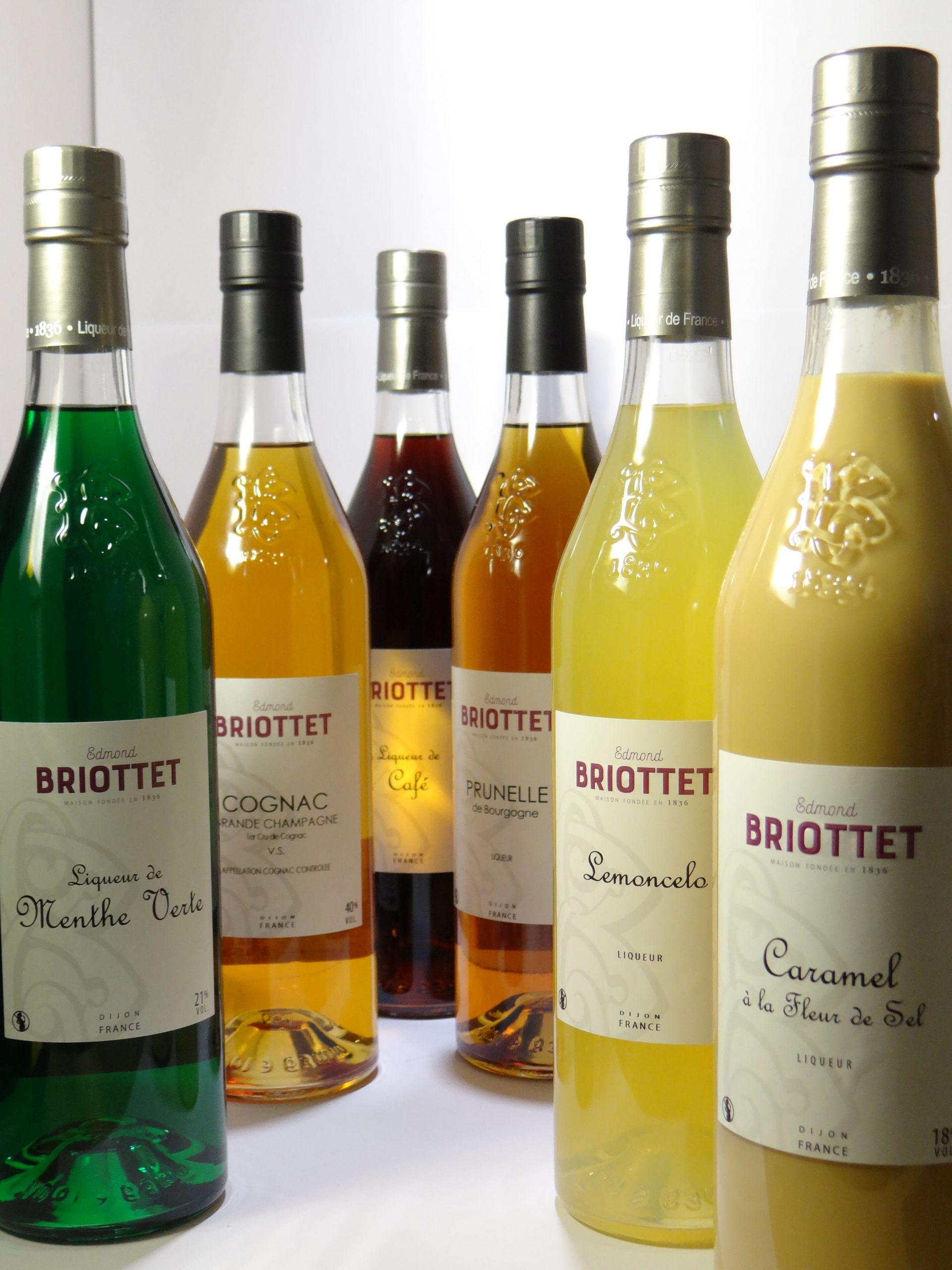 Coffret digestifs Briottet