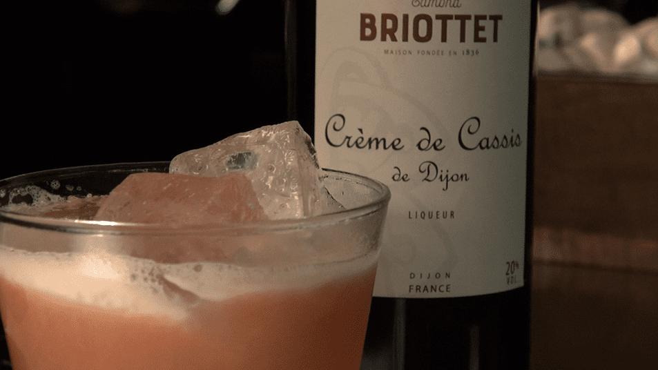 Cocktail Bourbon Renewal Briottet