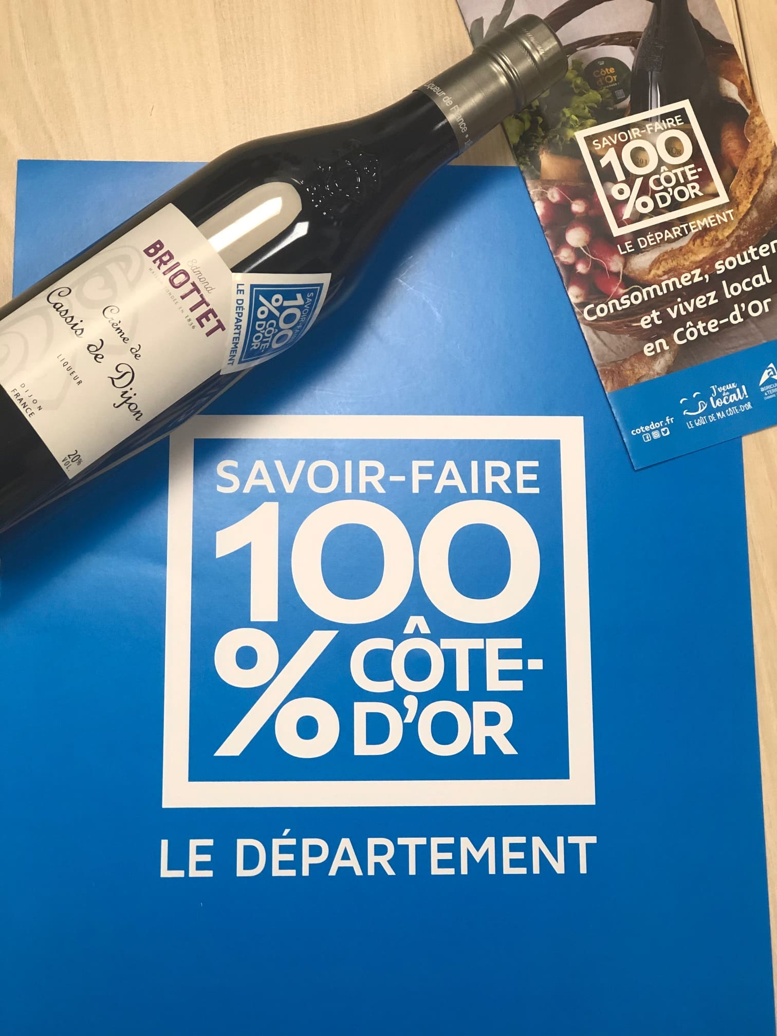Marque 100% Cote d'Or