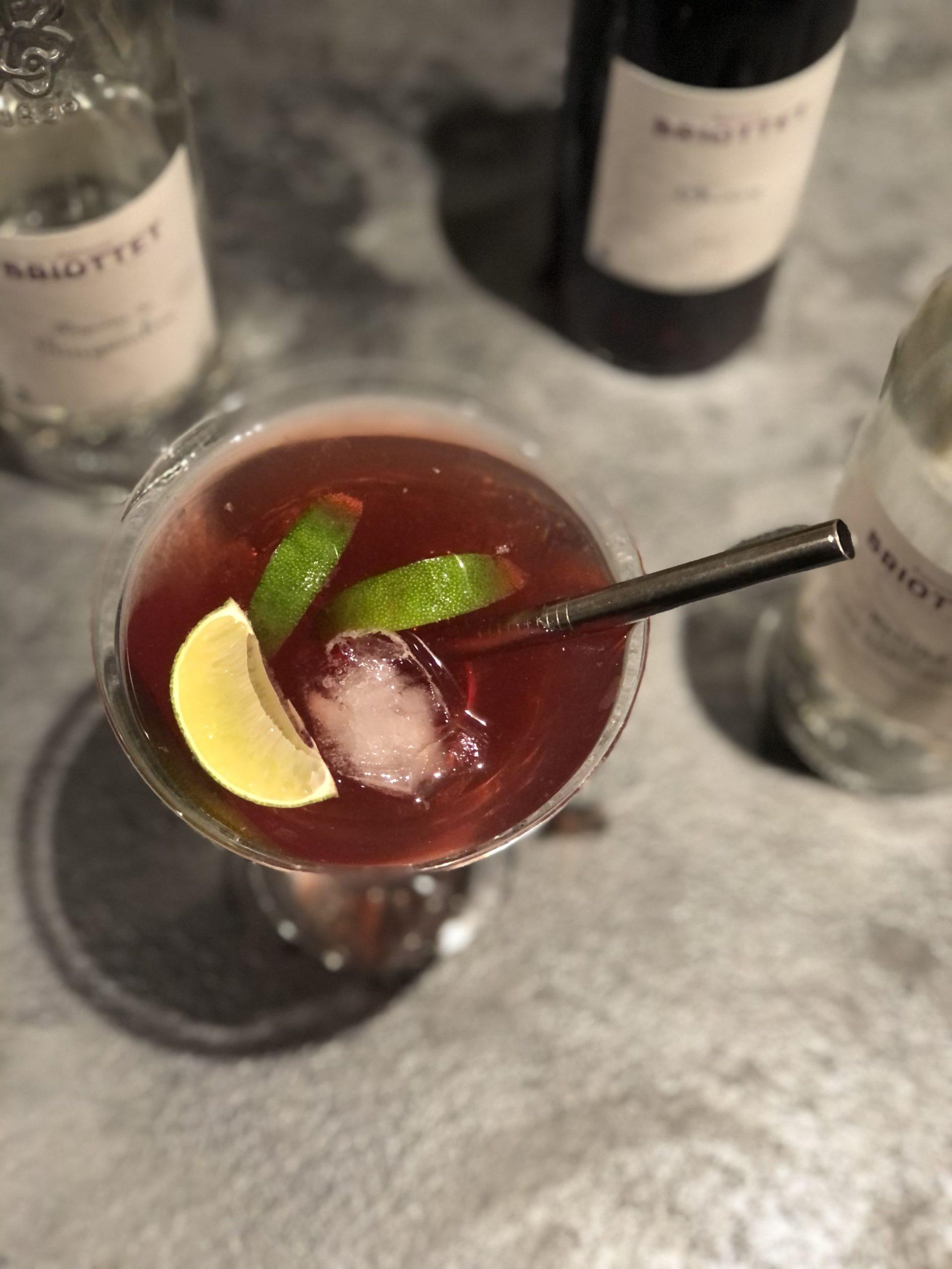 Cocktail Briottet Lamoureux