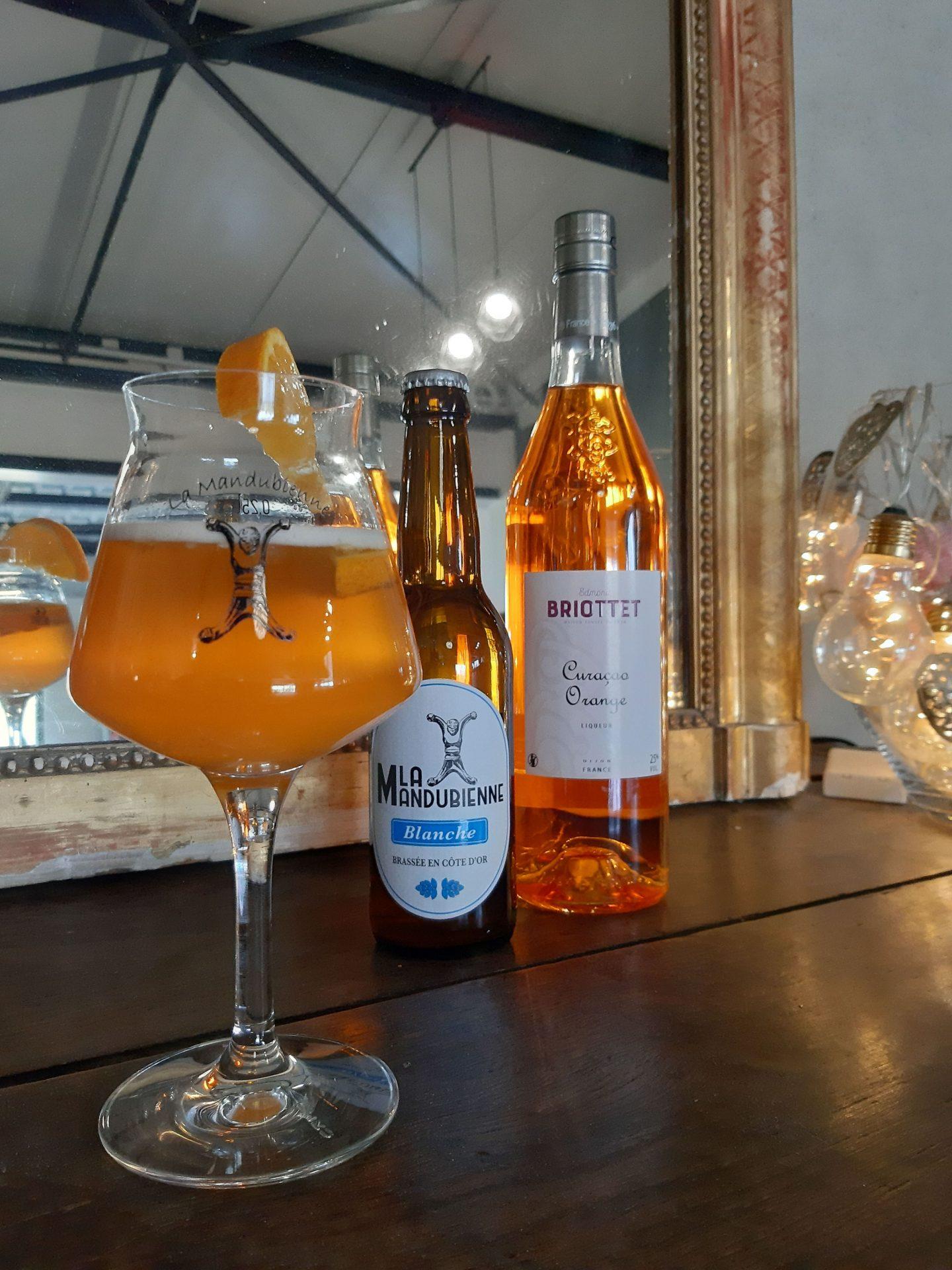 Spritz Beer - Briottet Brasserie des Trois Fontaines