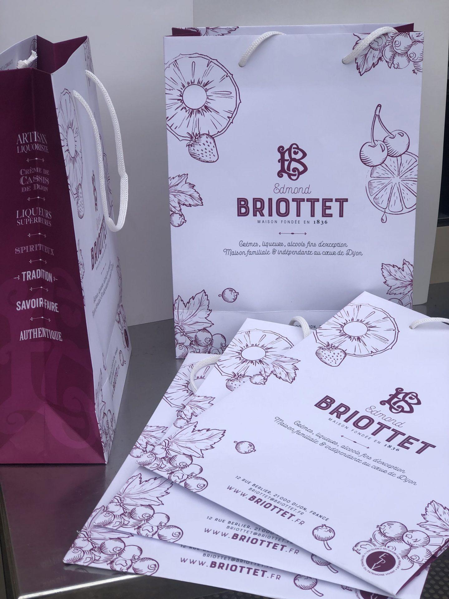 Sac Briottet