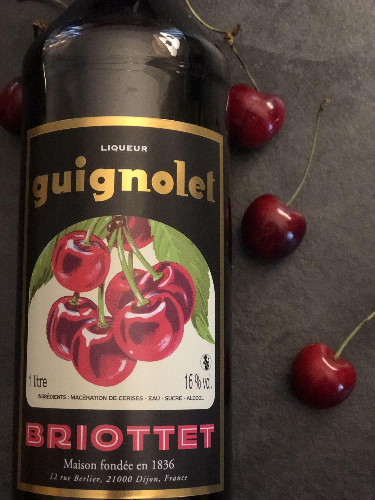 Briottet-Guignolet-Cerises