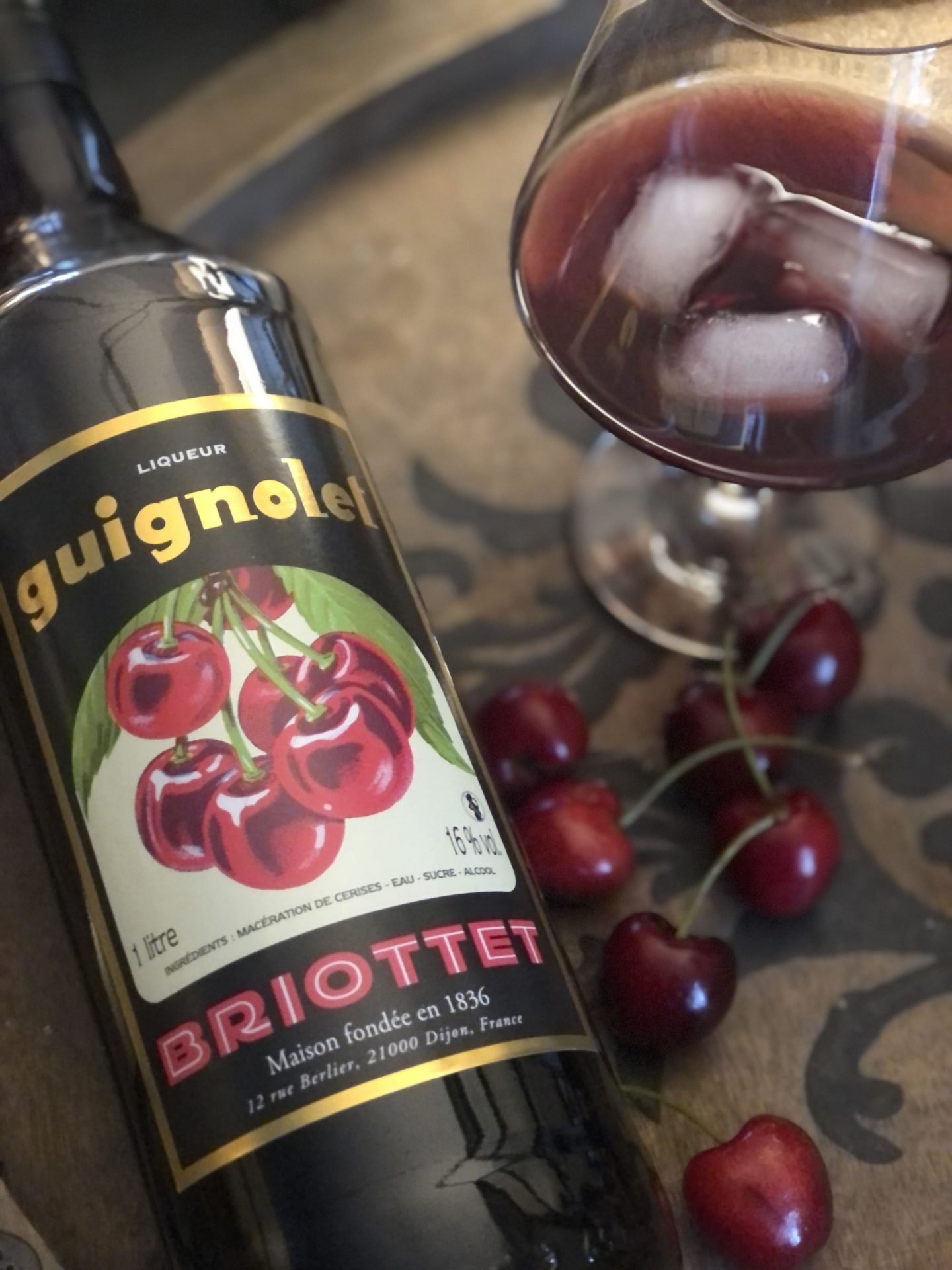 Guignolet-Cerise-Briottet